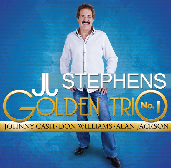 JJ Stephens - Golden Trio Vol.1_ VONK MUSIEK
