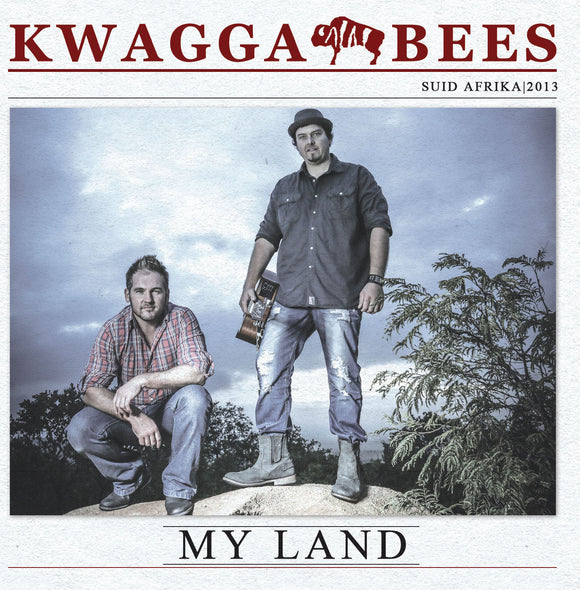 Kwaggabees - My Land_ VONK MUSIEK
