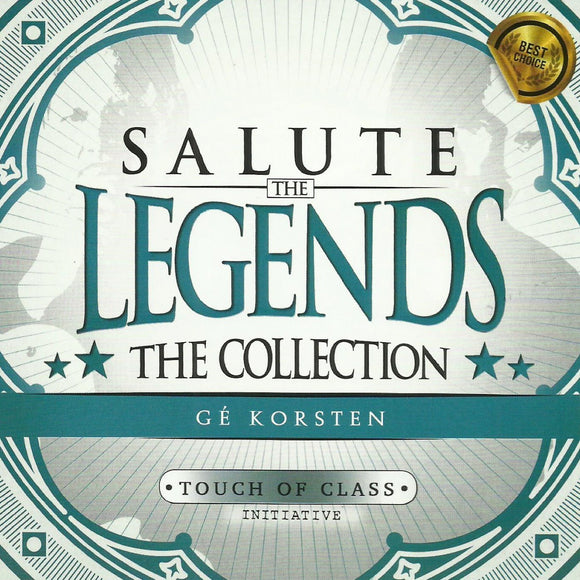 Touch Of Class - Salute The Legends: Gé Korsten_ VONK MUSIEK