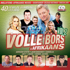 Vollebors In Afrikaans Vol.2 (CD)_ VONK MUSIEK