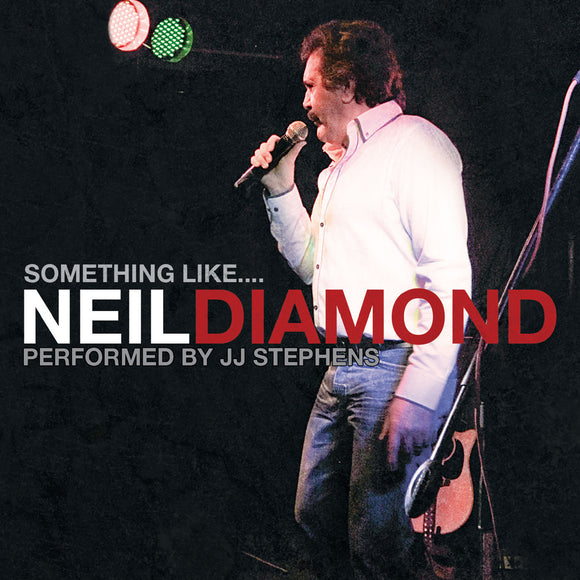JJ Stephens - Something Like Neil Diamond_ VONK MUSIEK