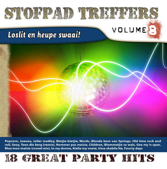 Stofpad Treffers Vol. 8_ Real Music