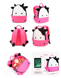 Cute Cow Kids Backpack