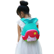 Load image into Gallery viewer, Magical Mermaid Kids Backpack