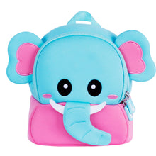 Load image into Gallery viewer, Cute Baby Elephant Kids Backpack