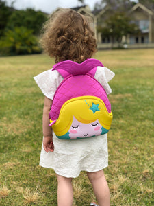 Magical Mermaid Kids Backpack