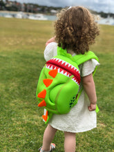 Load image into Gallery viewer, Amazing Dinosaur Kids Backpack