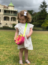 Load image into Gallery viewer, Cute Butterfly Kids Sling Bag