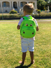 Load image into Gallery viewer, Hippo Kids Backpack