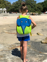 Load image into Gallery viewer, Elephant Kids Backpack