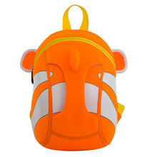 Load image into Gallery viewer, Clown Fish Kids Backpack