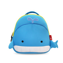 Load image into Gallery viewer, Blue Whale Kids Backpack