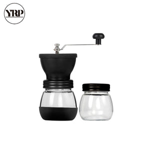 Manual Ceramic Burr Grinder