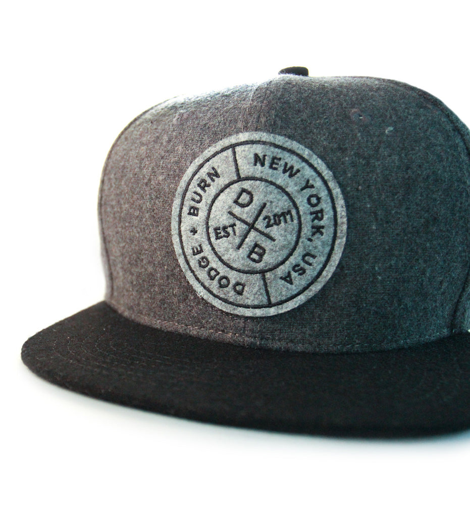 D&B Seal Wool Cap