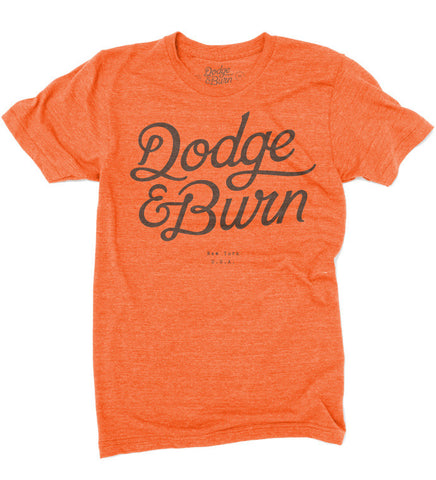 D&B Classic Heather Orange