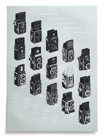 Evolution TLR Serigraph Silver