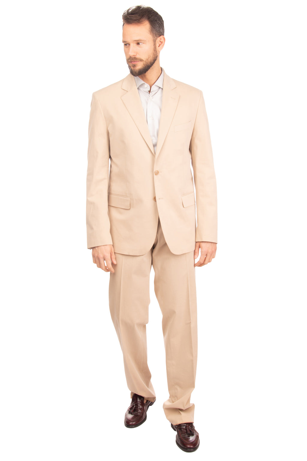 RRP€610 GF FERRE' Suit Size 40 / 54 / XXL Fully Lined Single Breasted Flat Front