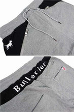 Load image into Gallery viewer, BULL TERRIER-JOGGER PANTS-GRAY