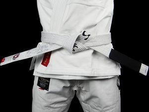 BULL TERRIER -MUSHIN- BJJ Belt White