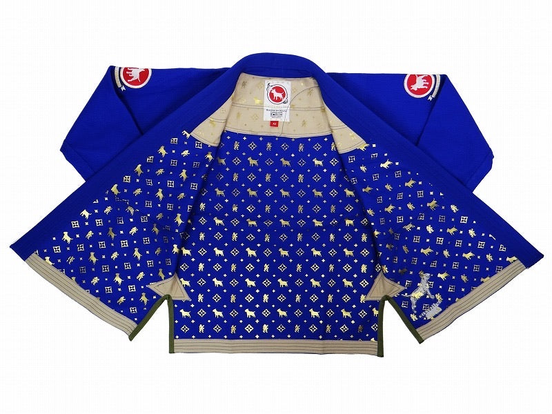 BULL TERRIER -LIMITED- Gi Blue