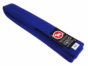 BULL TERRIER BJJ Belt Blue