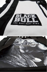 BLACK BULL - Gi 3way Backpack Black/White