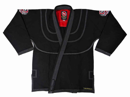 BULL TERRIER -ULTRA LIGHT- Gi 2.0 Black