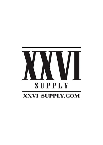 XXVI-Supply Patch