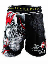 Load image into Gallery viewer, BULL TERRIER -MUSHIN- Fight Shorts Black