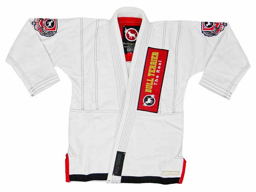 BULL TERRIER KIDS GI Traditional Ver.2.0 White