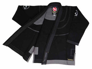 BULL TERRIER KIDS GI ULTRA LIGHT BLACK