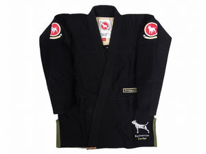 BULL TERRIER -LIMITED- Gi Black