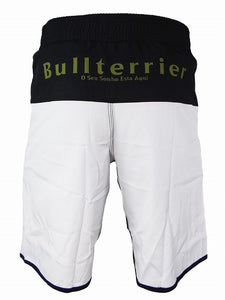 BULLTERRIER -THE RANGER- Fight Short White