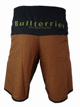 Load image into Gallery viewer, BULLTERRIER -THE RANGER- Fight Short Brown