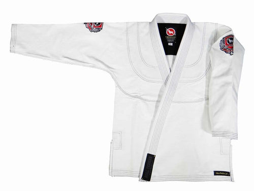 BULL TERRIER -ULTRA LIGHT- Gi 2.0 White