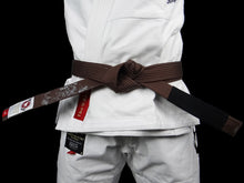 Load image into Gallery viewer, BULL TERRIER -MUSHIN- BJJ Belt Brown