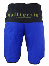 Load image into Gallery viewer, BULLTERRIER -THE RANGER- Fight Short Blue