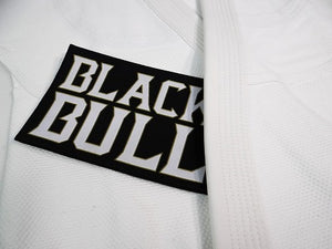 BLACK BULL Patch Logo