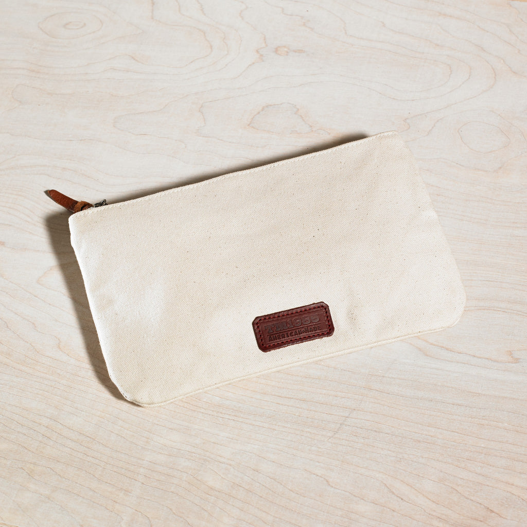 Fieldman's Canvas Pouch - TM1985