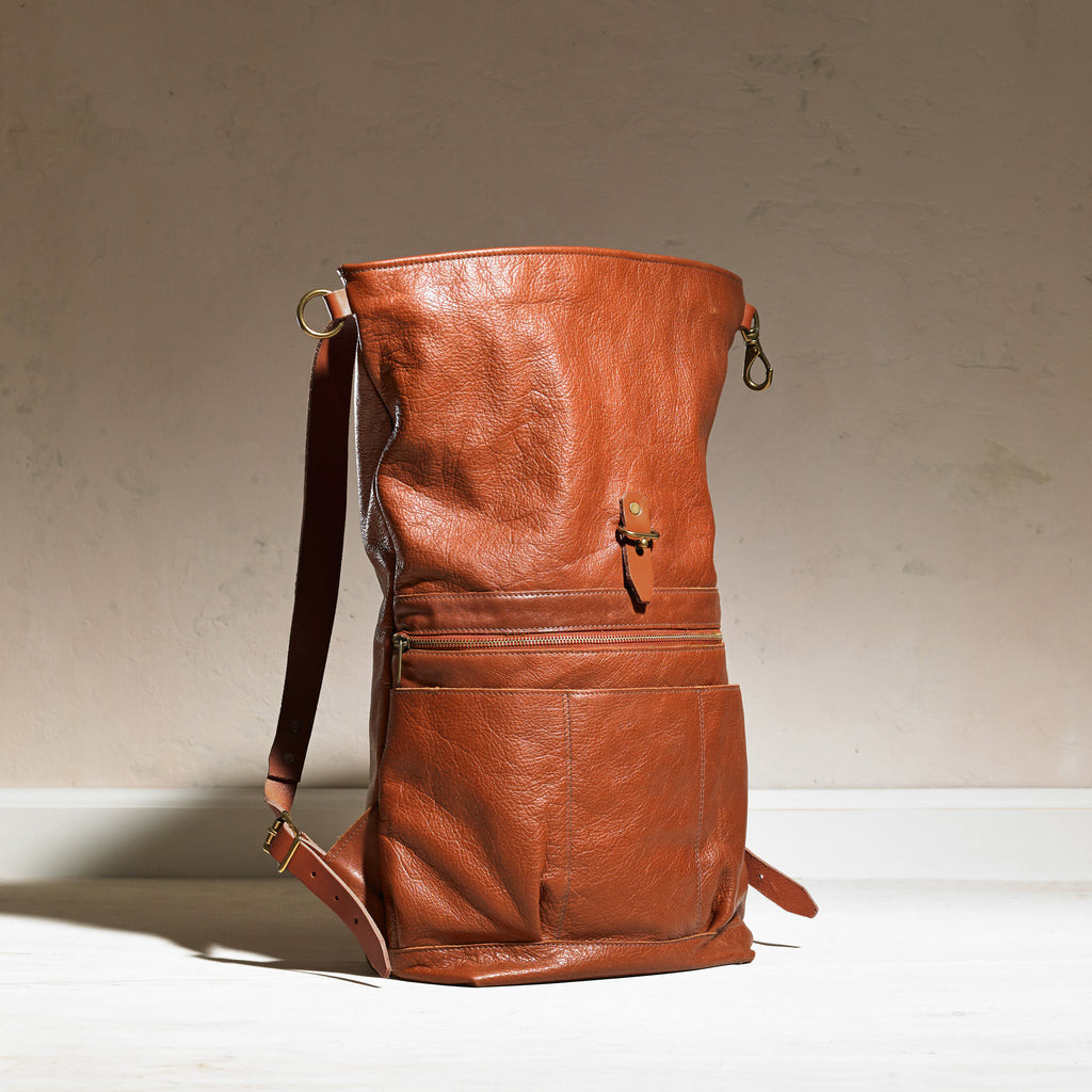 Roll Top Back Pack
