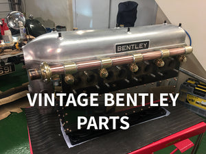 Vintage WO Pre-war Bentley Parts 3 Litre 4.5 Litre