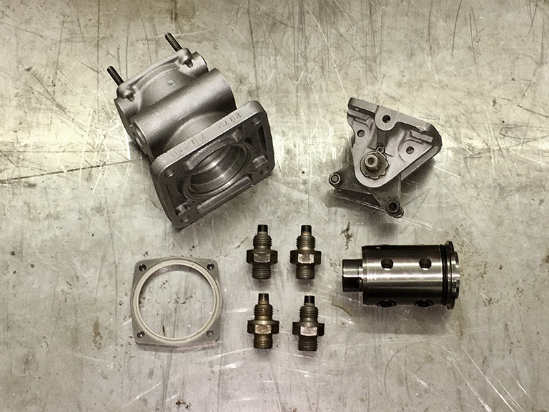 CHV Engineering Lucas Fuel Injection Motorsport Mechanical Petrol Rebuild Service Repair