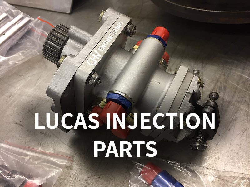 Lucas Mechanical Fuel Petrol Motorsport Injection Racing Engine Parts