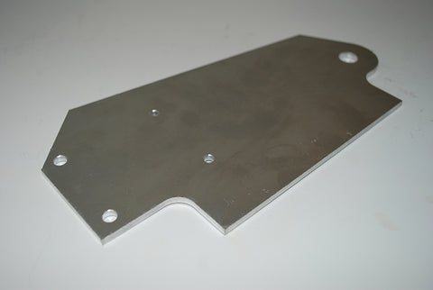 Front Rocker Chassis Plate - Front