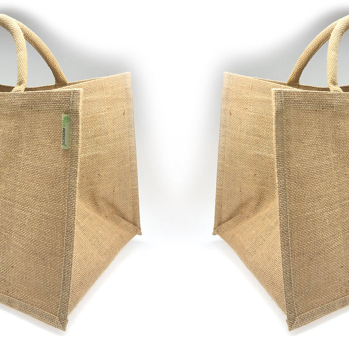 Jute tassen van Green Earth Products