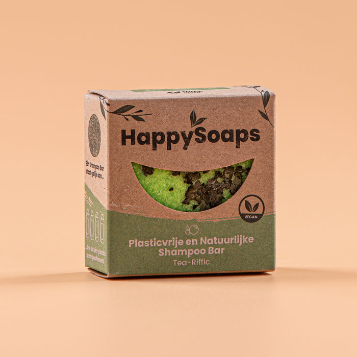 Shampoo bar Tea-Riffic - by HappySoaps