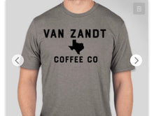 Load image into Gallery viewer, Tri-Blend VZ Coffee Shirt