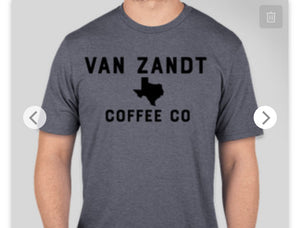 Tri-Blend VZ Coffee Shirt