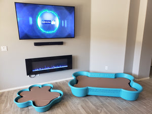 Paw Pool/Bed Combination Package