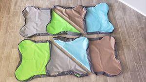 Bone Bed Cover - Tri-Color - Four Seasons Bedding System
